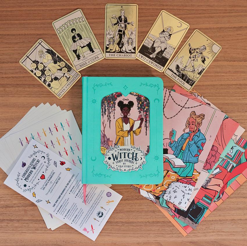 Modern Witch Tarot Journal-4