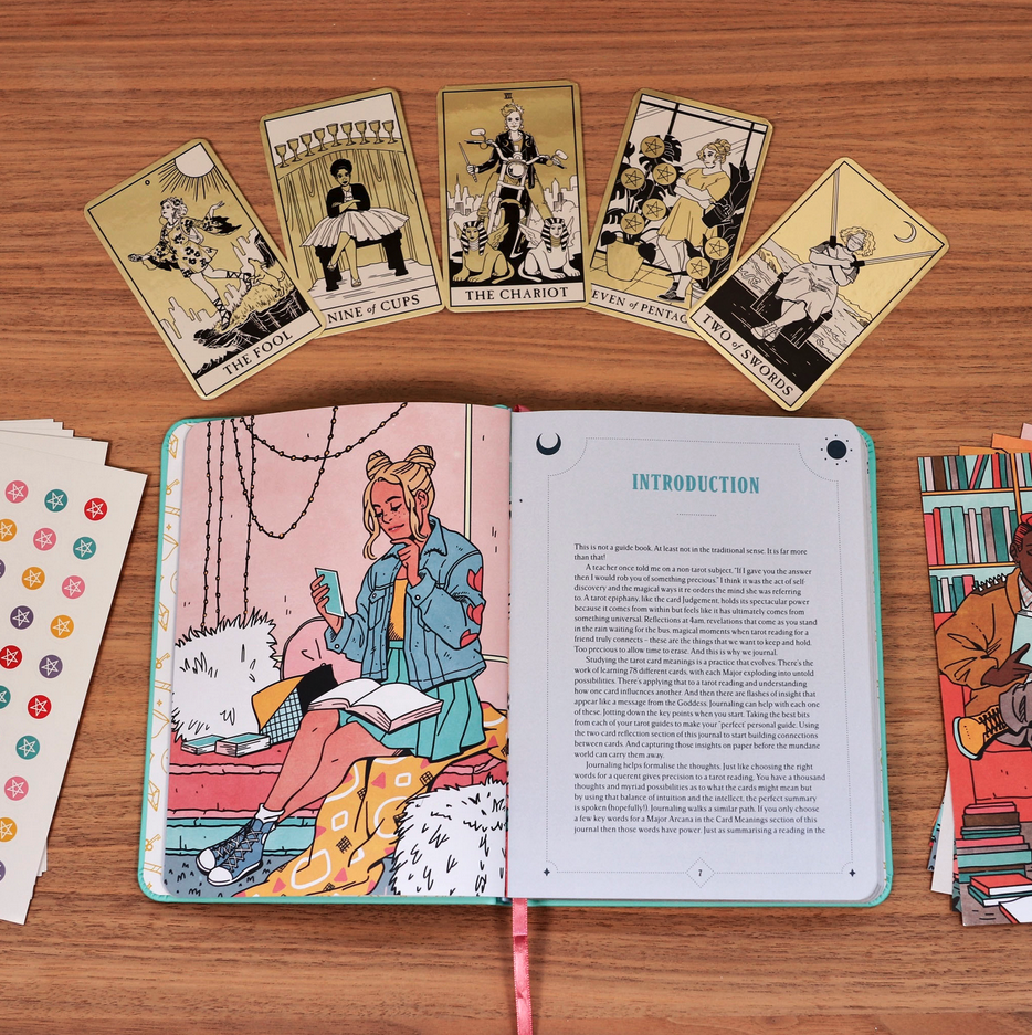 Modern Witch Tarot Journal-2