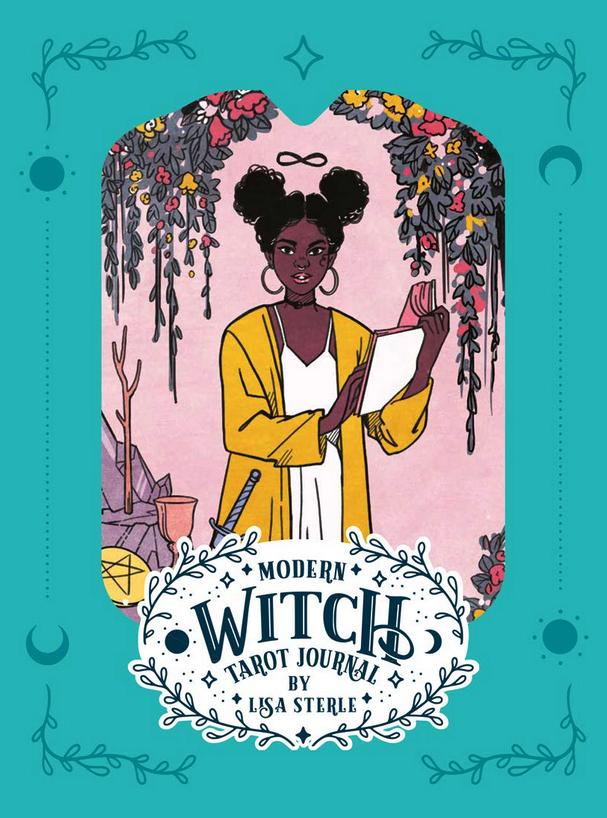 Modern Witch Tarot Journal-1