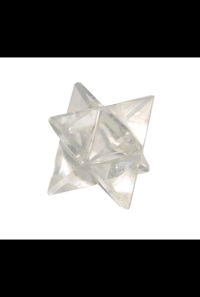 5308 - Crystal Merkaba - CLEAR QUARTZ - 1 in