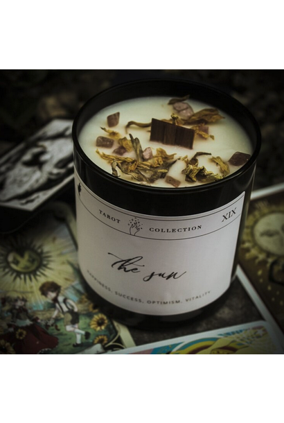 5311 - Candle - The Sun - 10oz - Wicked Obscura
