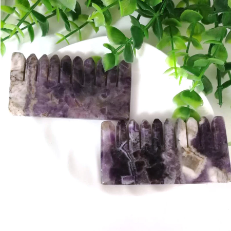 Crystal Comb | Amethyst-2