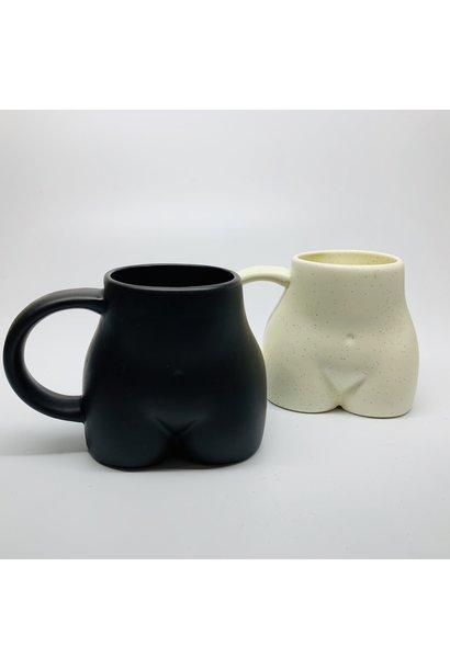 Ceramic Mug | Sculpted Body