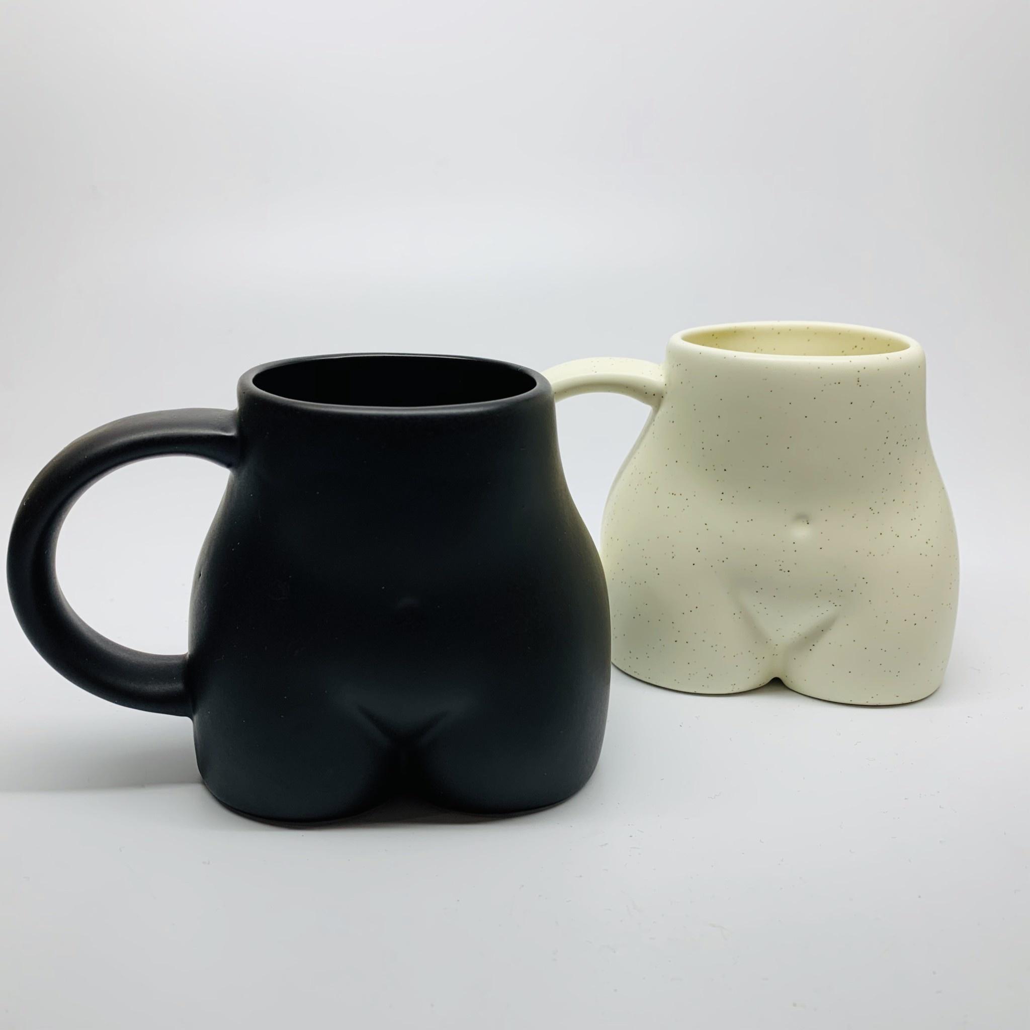 Ceramic Mug | Sculpted Body-1