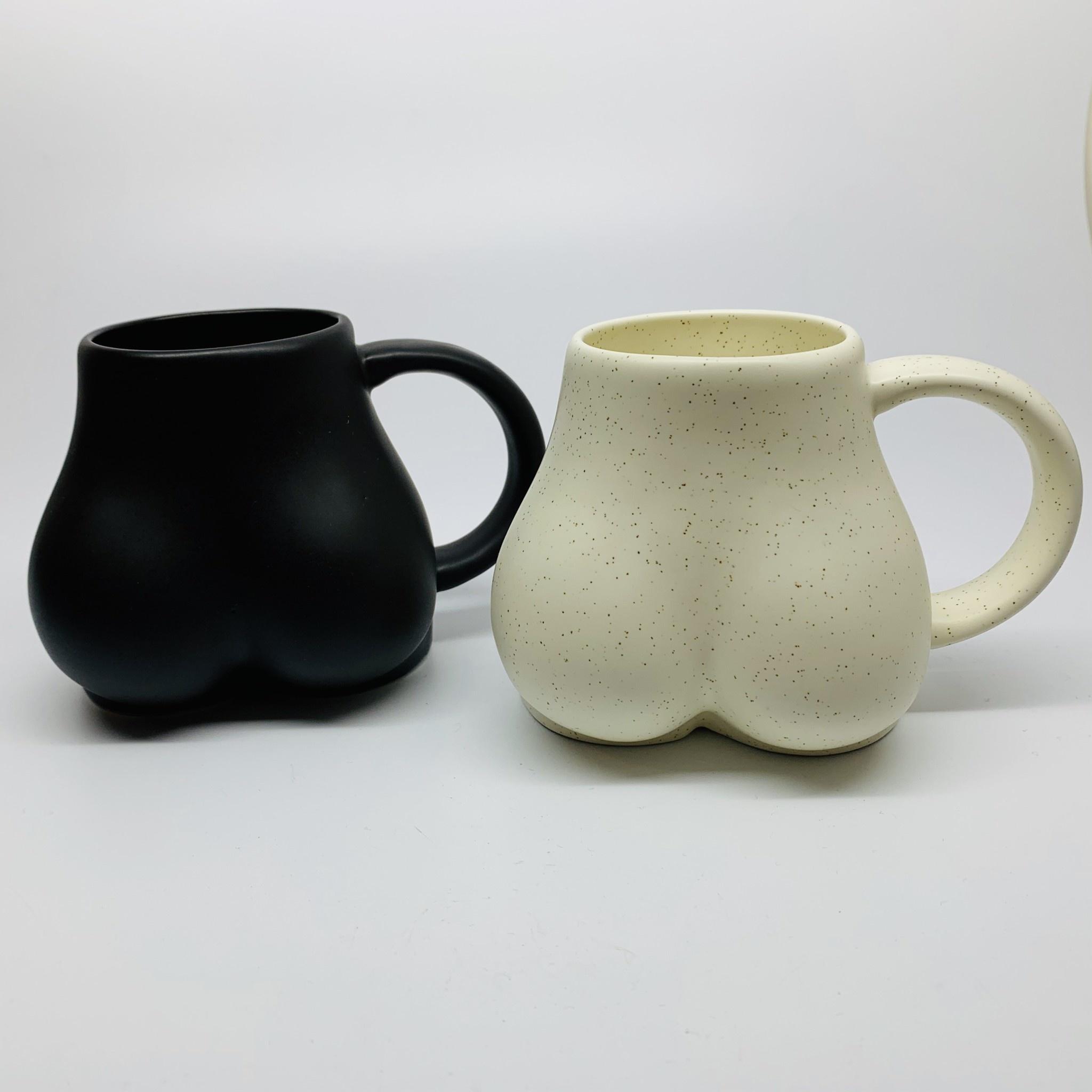 Ceramic Mug | Sculpted Body-2