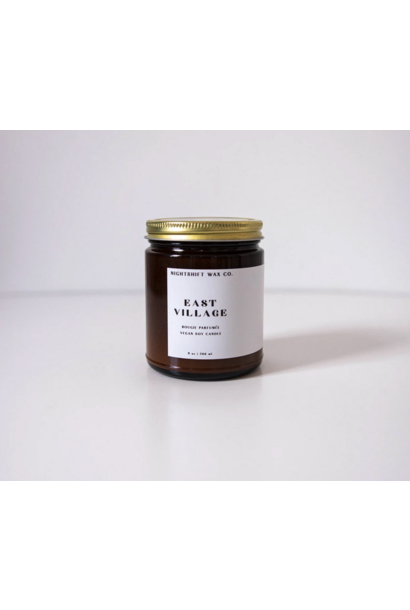 Soy Candle | East Village