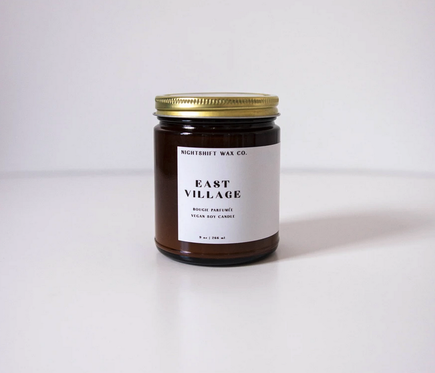 Soy Candle | East Village-1
