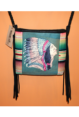 ACCESSORIES Totem Salvaged Crossbody Indian