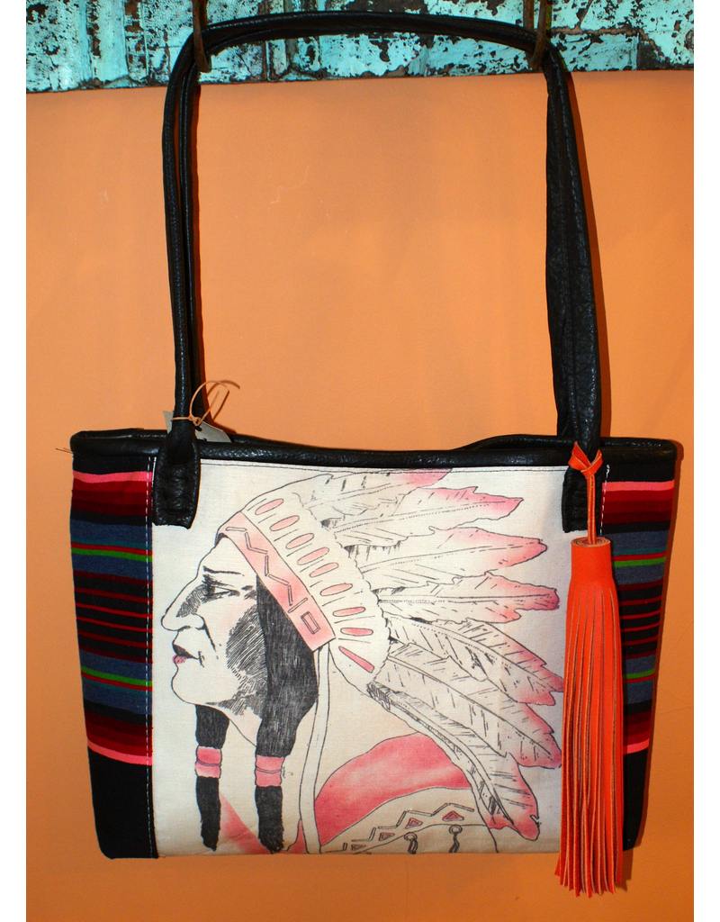 ACCESSORY Totem Salvaged Chief Tote