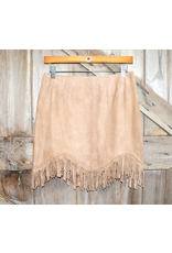 APPAREL Double D Dream Wolf Skirt