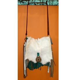 ACCESSORIES Whiskey Lee Lone Wolf Handbag