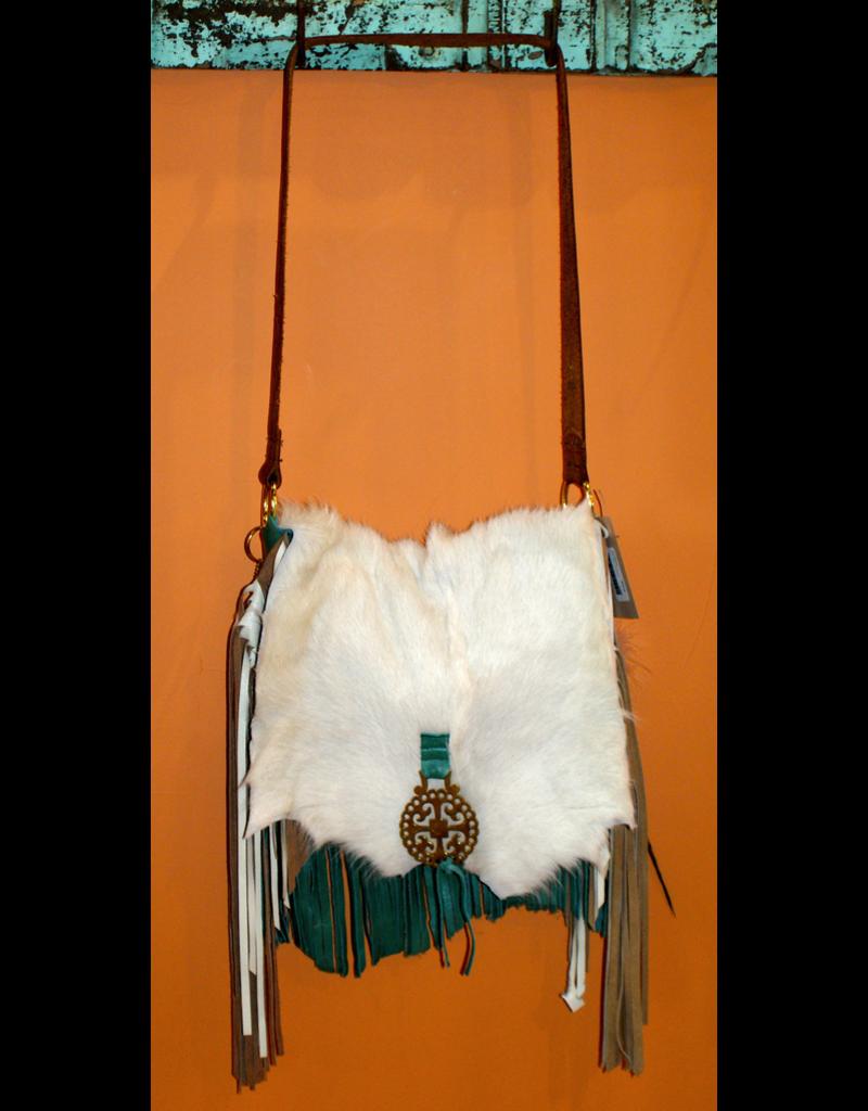 ACCESSORIES Whiskey Lee Lone Wolf Handbag