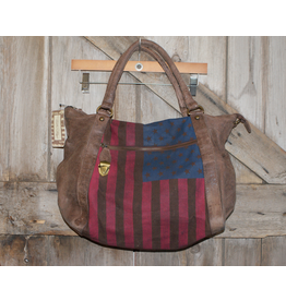 ACCESSORIES Tasha Polizzi Old Glory Bag