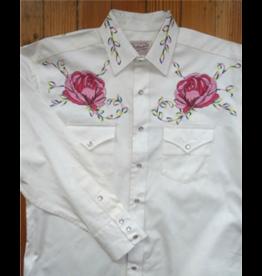 APPAREL Rockmount Vintage Floral Embroidery