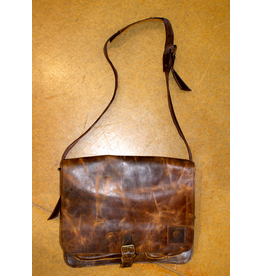 jewelry Choclate Brown Shoulder Bag