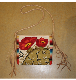 ACCESSORIES Totem Salvaged Poppy Purse