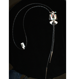jewelry Vintage Zuni Thunderbird Bolo Tie