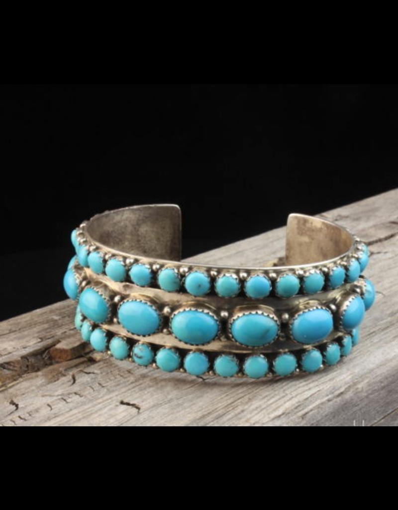 jewelry L James Turquoise Bracelet
