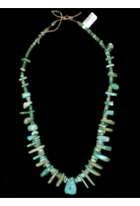 jewelry Vntage Native American Necklace