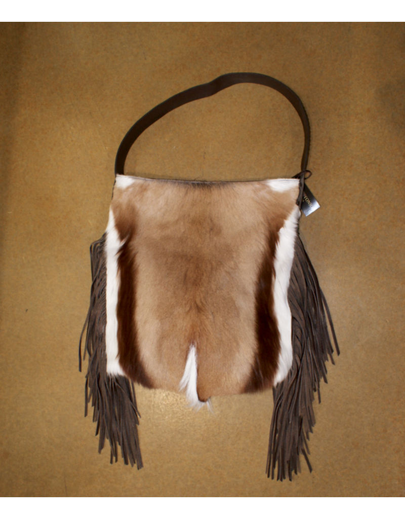 ACCESSORY Juan Antonio Hair on Antelope with Adobe Bag