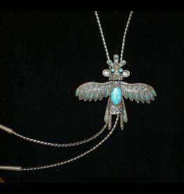 jewelry Thunderbird Bolo Tie