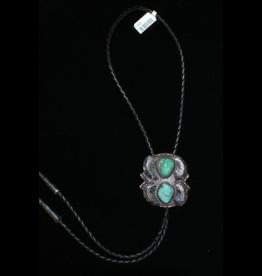 jewelry Vintage Navajo Turquoise Bolo Tie