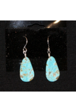 ACCESSORIES Santo Domingo Turquoise Earrings