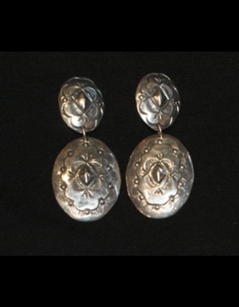 jewelry Arthur Platero Clip On Concho Earriings