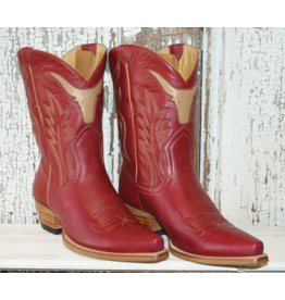 BOOT Liberty Missouri Rubino Red Boot