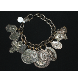 jewelry West Coast Cowgirl Charm Bracelet