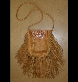 ACCESSORIES Kobler Pouch Handbag with Horse Hair Tassle