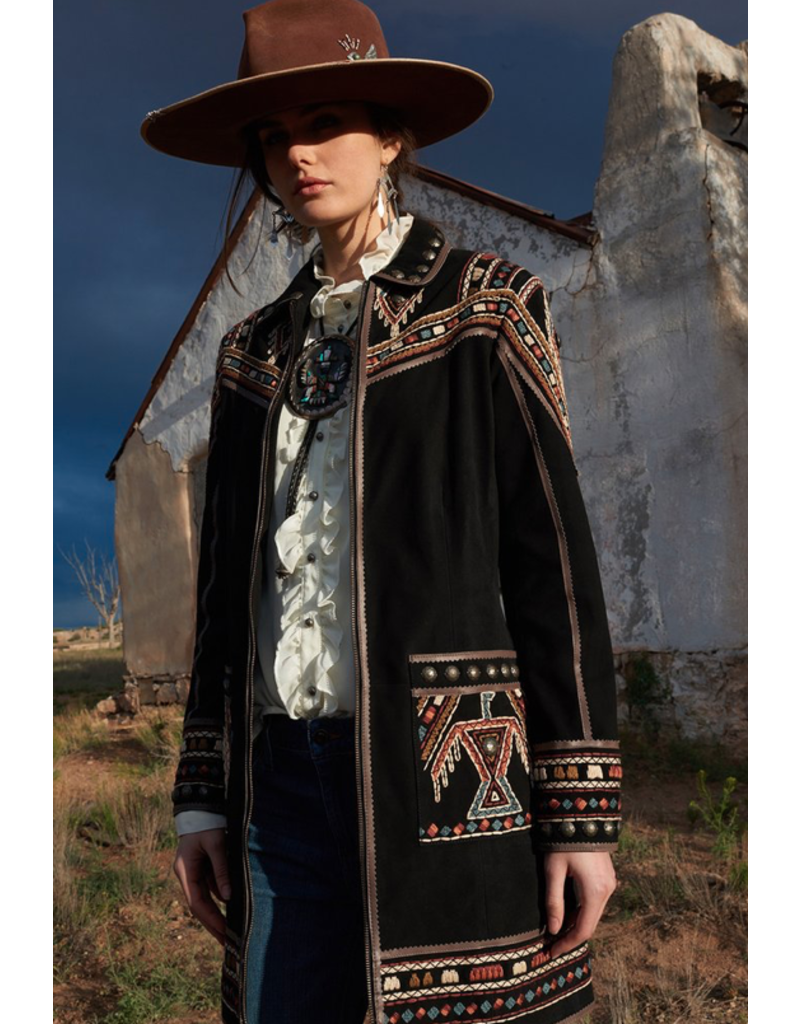 APPAREL Tribal Council Jacket by Double D Ranch