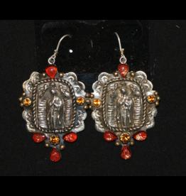 jewelry Coronatin Earrings by Barbosa