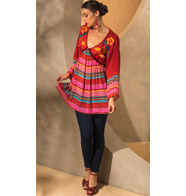 APPAREL Sunset Satillo Tunic by Roja