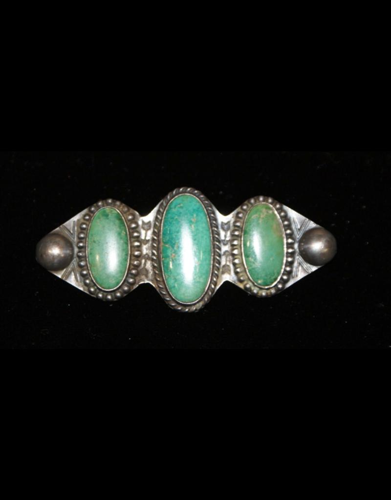 jewelry Vintage 3 Stone Pin