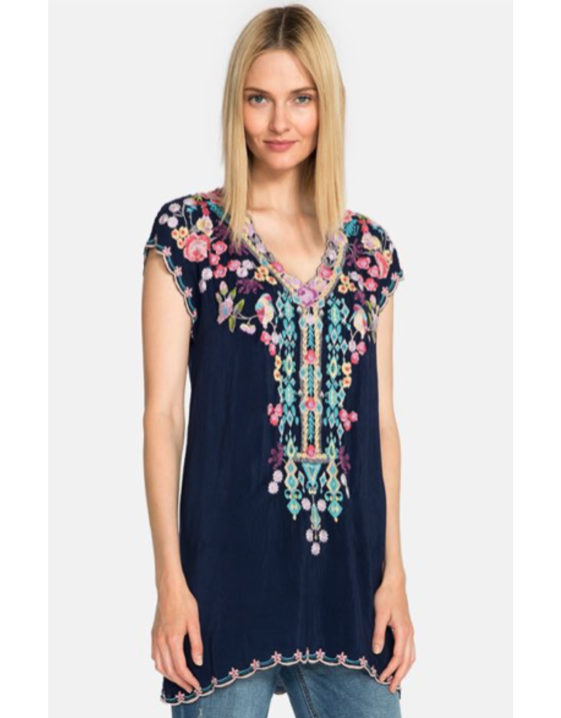 APPAREL Petunia Tunic by Johnny Was
