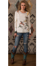 APPAREL Seminole Canyon Top by Double D Ranchwear