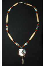 jewelry Navajo Turquoise Indian Necklace