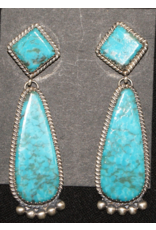 jewelry Made by Navajo Artist, Betty Joe