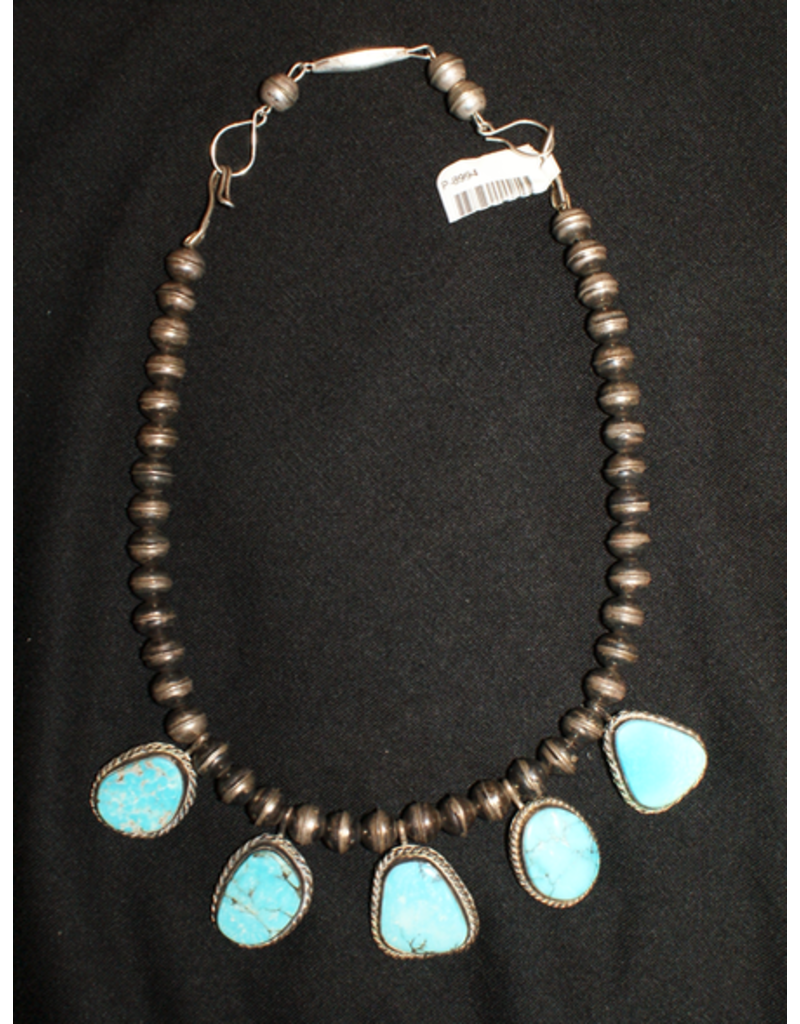 jewelry Vintage Turquoise Chocker
