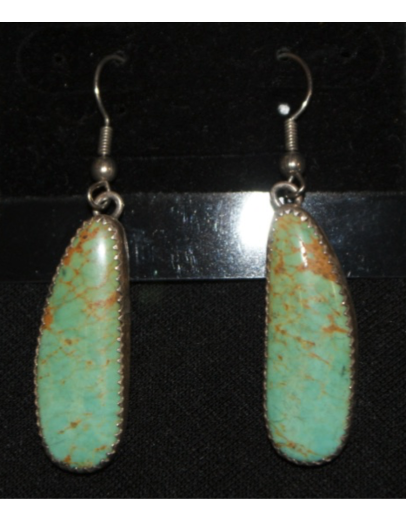 jewelry Vintage Turquoise earrings by Tommy Billy