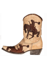 BOOT Cowboy Up by Old Gringo