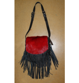 ACCESSORY Antelope Red Flap Crossbody