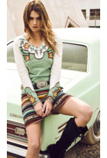 APPAREL Arizona Highway Skirt by Double D Ranch