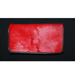 ACCESSORY Antelope Red Wallet by Juan Antonio
