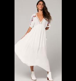 APPAREL CUBA EMBROIDERED DRESS