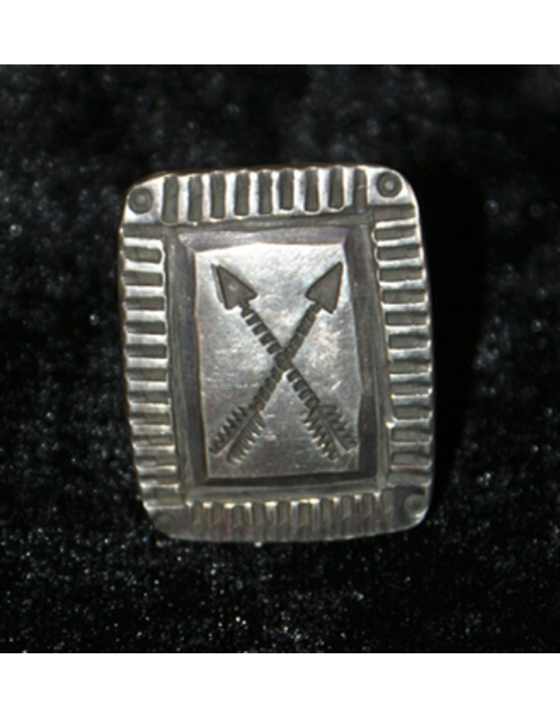 jewelry Vintage Sterling Ingot Ring