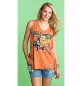 APPAREL FINAL FRONTIER RODEO TANK