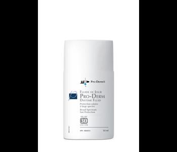 Pro-Derm fluide de jour Protection solaire à large spectre FPS 30