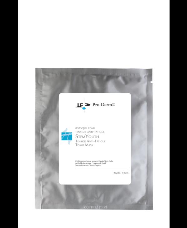 Pro-Derm Masque en tissu Anti-Fatigue StemYouth